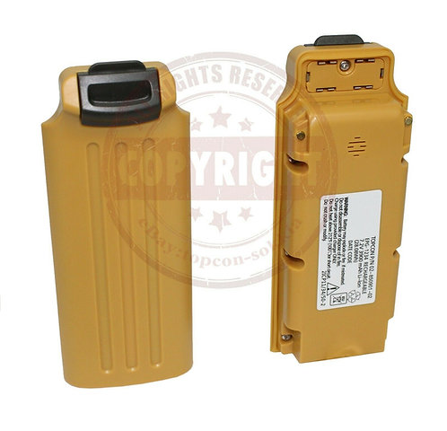 TPI Battery For Topcon GR-5,GR-3 GPS Receiver,Base,Rover, 02-850901-02
