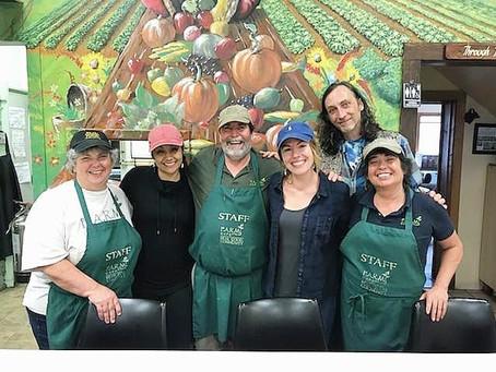 F.A.R.M Café, Boone NC.