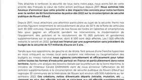 60 fonctionnaires de police supplémentaires pour la Métropole de Rouen dès le 1er septembre 2022