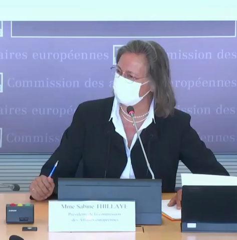 Question à Clément Beaune, Secrétaire d'État chargé des Affaires européennes