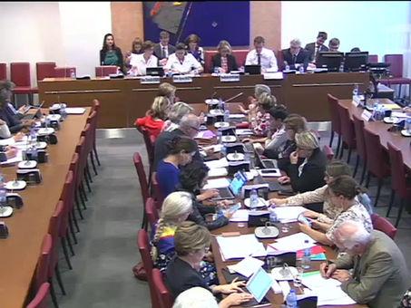 Printemps de l'évaluation - audition de la Ministre Agnès Buzyn