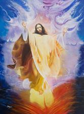 Via Sacra 15 Ressurreição