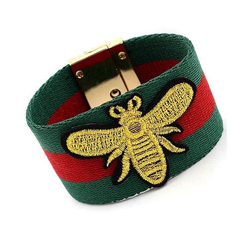 Gucci Bee Inspired Cuff