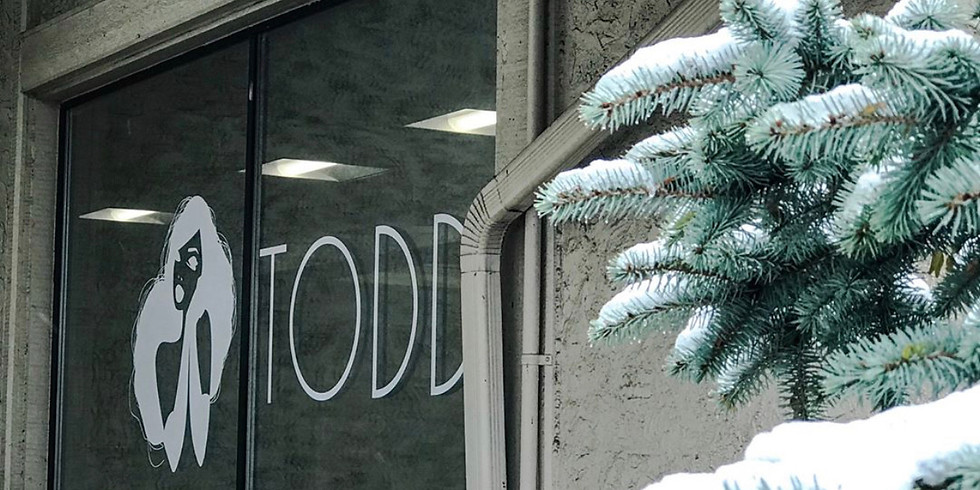 Todd Beauty Pop Up