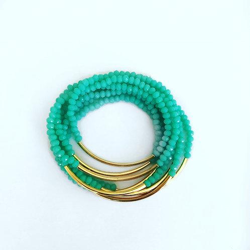 Tiffany Turquoise/Gold