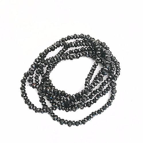 Black Crystal Wrap