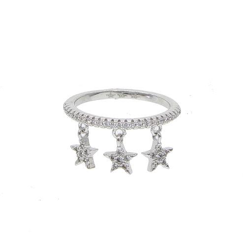 Star Charm Ring