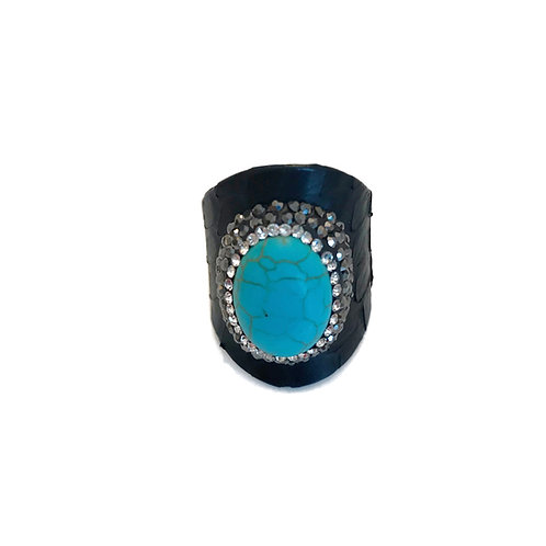 Python Cuff Ring