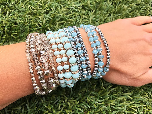 The Sky Blue Stack