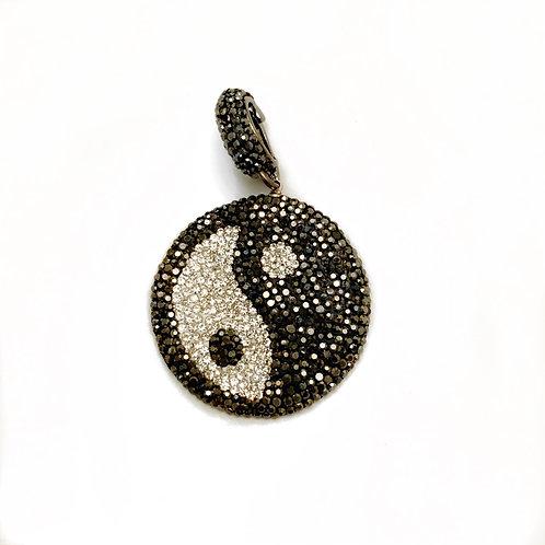 Interchangeable Yin Yang Pendant