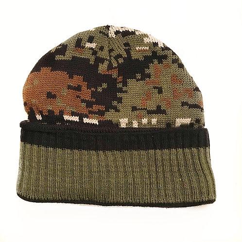 Digi-Camo Knit Hat
