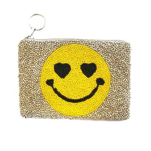 Happy Emoji Pouch