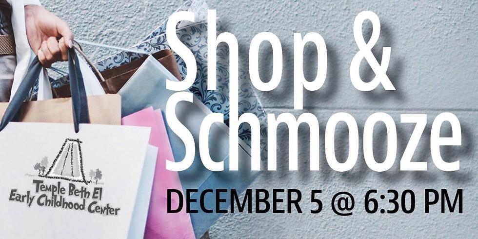 Shop & Schmooze