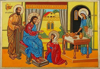Mary-Martha-and-Lazarus-of-Bethany-Hand-