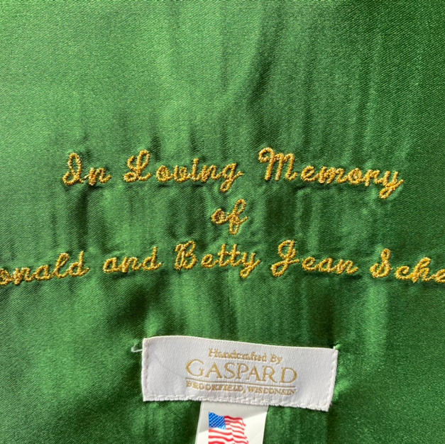 Memorial Embroidery