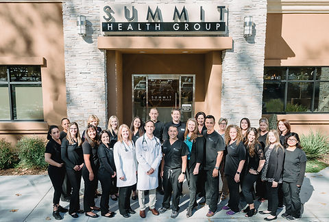 Photo image of staff at Summit Health Group