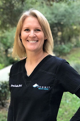 Photo of Carrie Sadler our Physician Assistant
