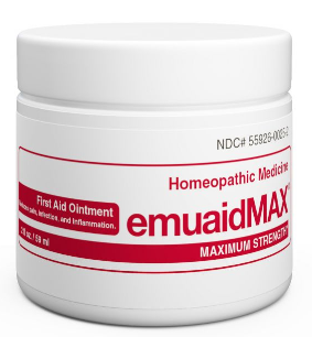 EmuaidMAX First Aid Ointment