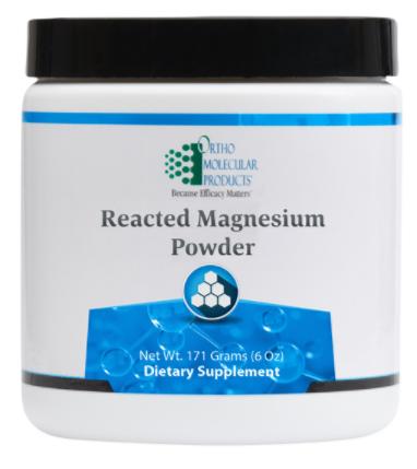 Reacted Magnesium Powder