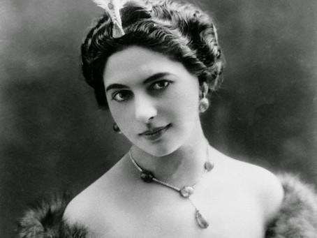 Mata Hari (from VIOLET PEAKS)