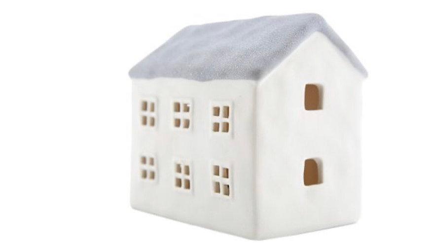Cottage House  – LED M (Grey)