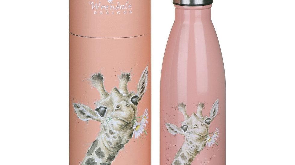 'Flowers' water bottle
