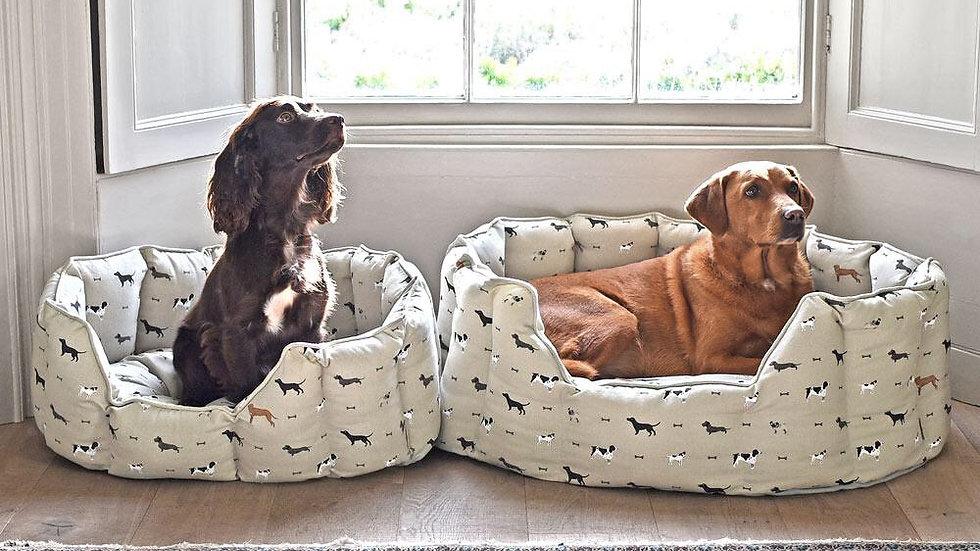 Sophie Allport medium dog bed