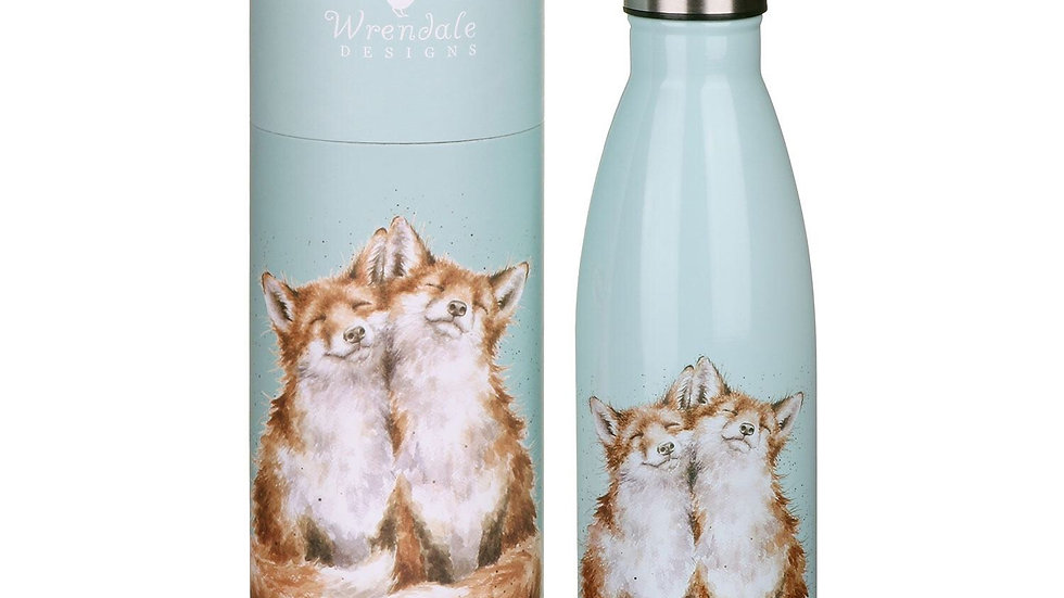 'Contentment' water bottle