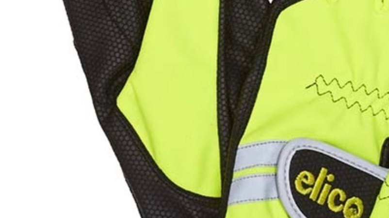 Elico Darley Softshell Reflective Gloves