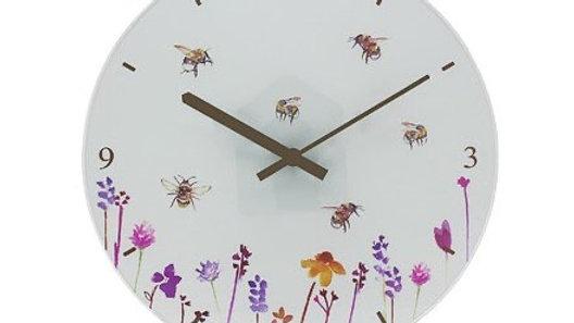 Busy Bee Garden Clock