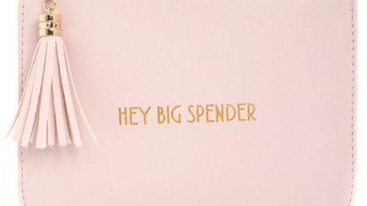 Pink Big Spender Coin Purse