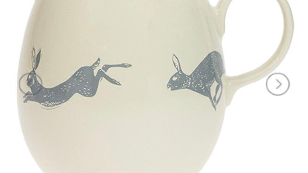 Artisan Hare Milk Jug