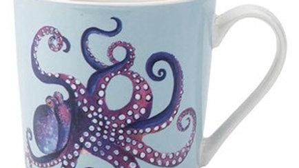 Dish of the Day Octopus Mug