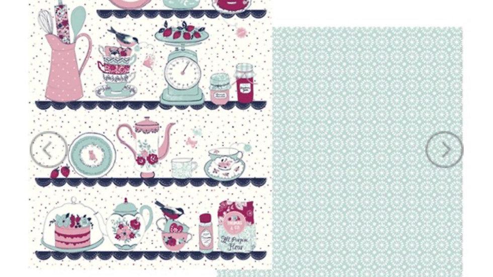 Ashley Thomas Tea Towel Set of Two