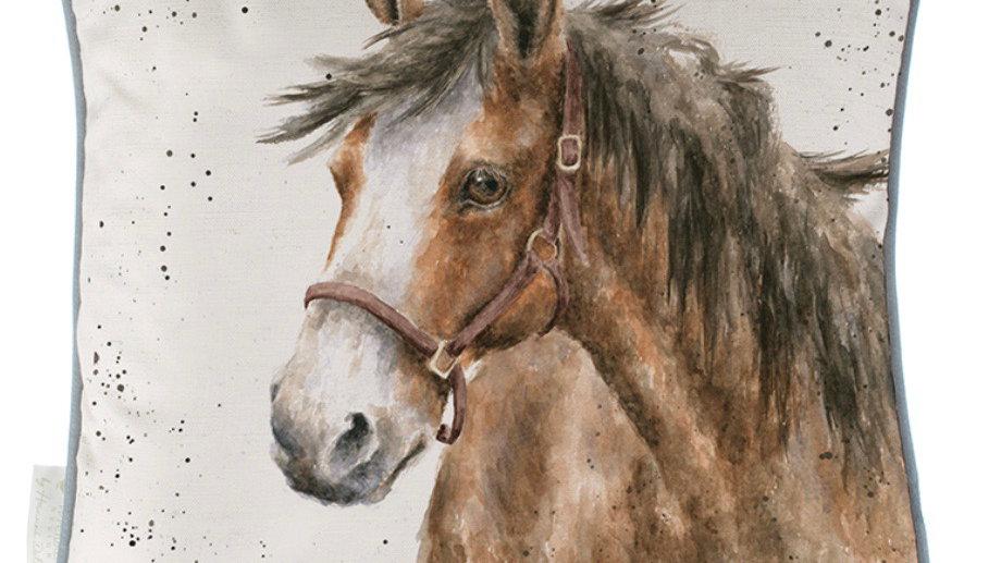 'Spirit' Horse Cushion