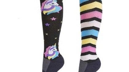 Elico Riding Socks - Unicorn