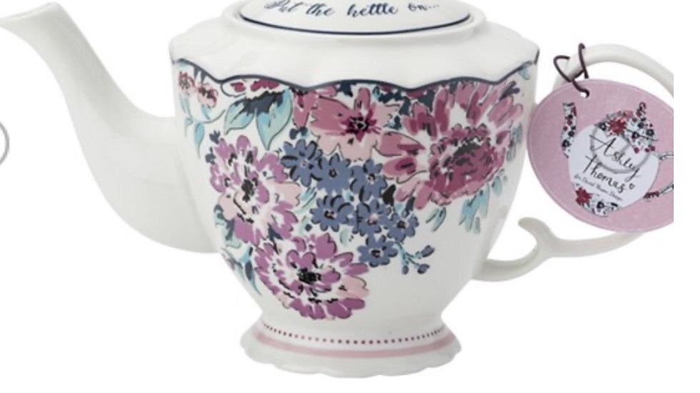 Ashley Thomas Teapot