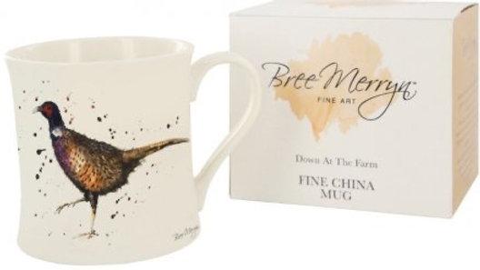 Phil the Pheasant Down At The Farm Mug Bree Merryn