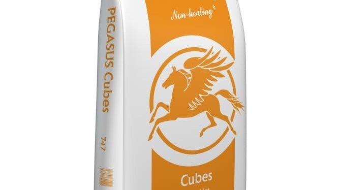Spillers Pegasus Value Cubes 20kg