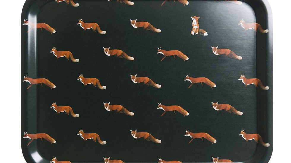 Sophie Allport Foxes Printed Tray