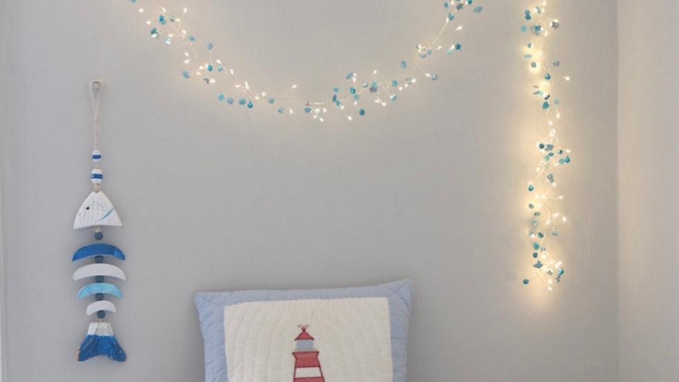 Azure string lights