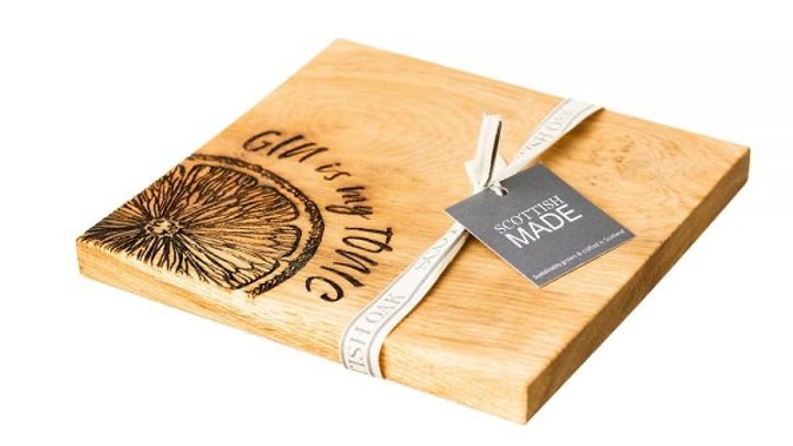 Gin is my Tonic Chopping Board