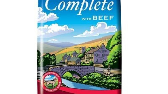 Arkwrights Complete Beef Dog Food 15kg