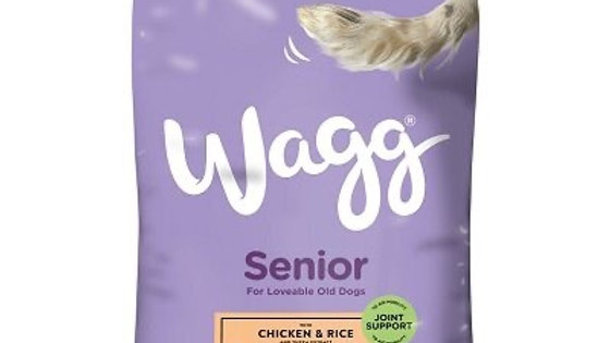 Wagg Complete Senior Dog Food 15kg