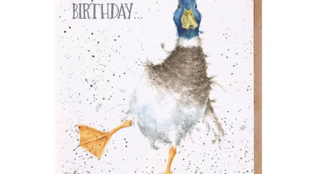 Little Wren' Birthday card