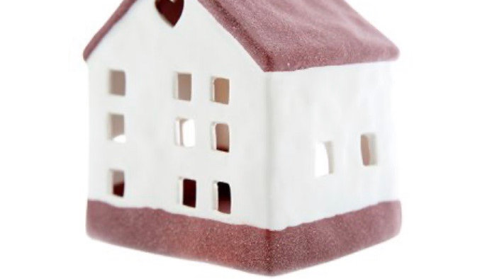 Cottage House – M (Red)