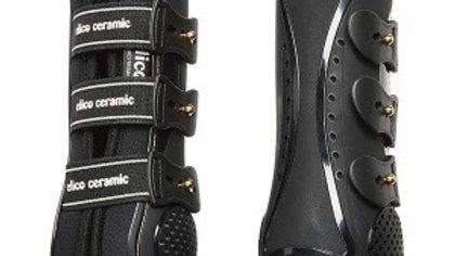 Elico Ceramic Memory Foam Tendon Boots