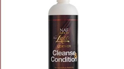 NAF Sheer Luxe Cleanse and Condition
