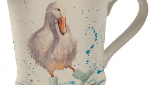 Bree Merryn Duck China Mug