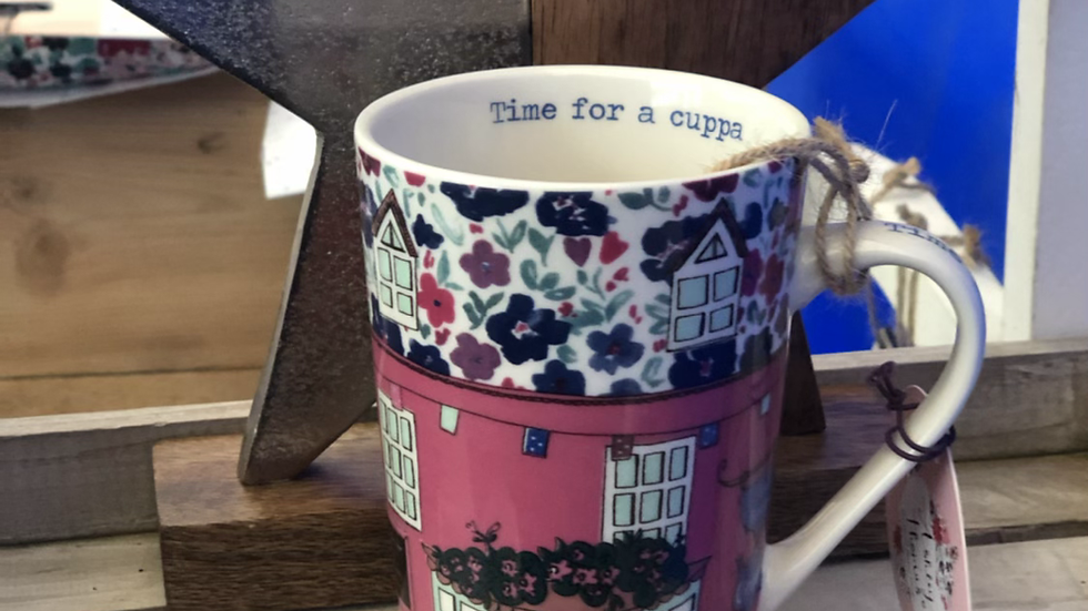 Ashley Thomas Tea Room Mug